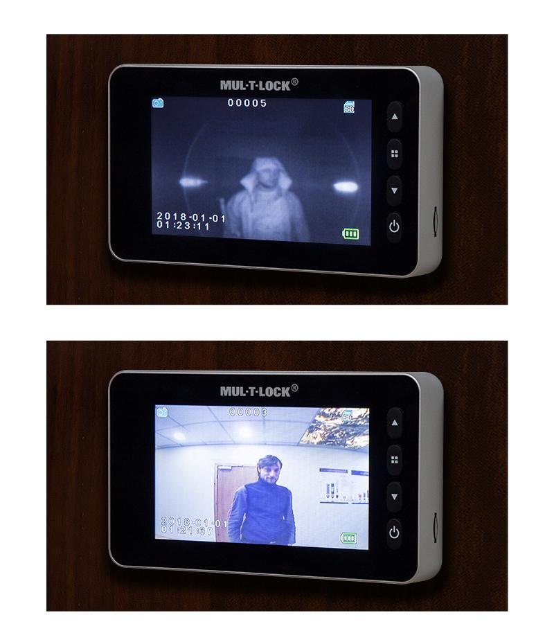 Відеовічко MUL-T-LOCK GOTU