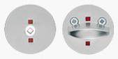 Поворотна кнопкаABLOY 007 WC