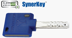 MUL‑T‑LOCK® МТ5®+ SynerKey™