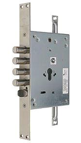 Основний замок 3-направленого замикання MUL-T-LOCK® CЕМ1 / CTM1