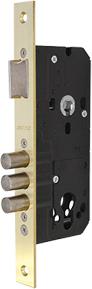 Основний однонаправлений замок SANTOS® Sash Lock 3 серія (пальцева версія)