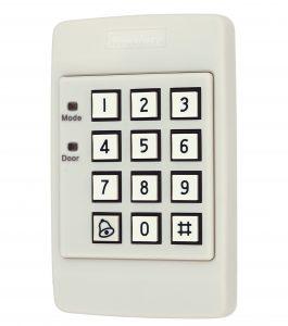 Електронний контролер ROSSLARE AC-D32 автономний внутрішній код+карта EM-MARINE_125Khz