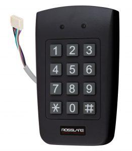 Електронний контролер ROSSLARE AYC-F54 автономний підвищеної безпеки зовнішній код