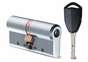 Цилиндр Abloy Protec 2 + CLIQ