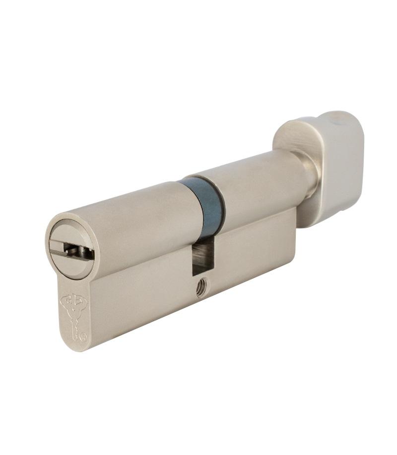 Циліндр MUL‑T‑LOCK® ClassicPro Двосторонній, ключ-тумблер.