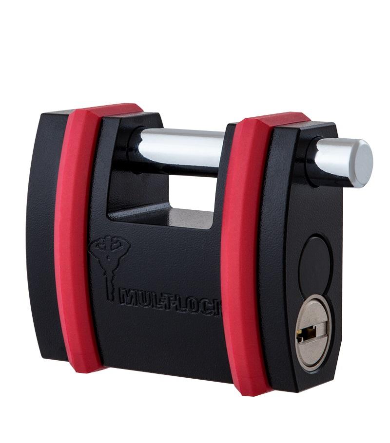 Замок підвищеної безпеки з ковзною дужкою MUL-T-LOCK® SBNE10