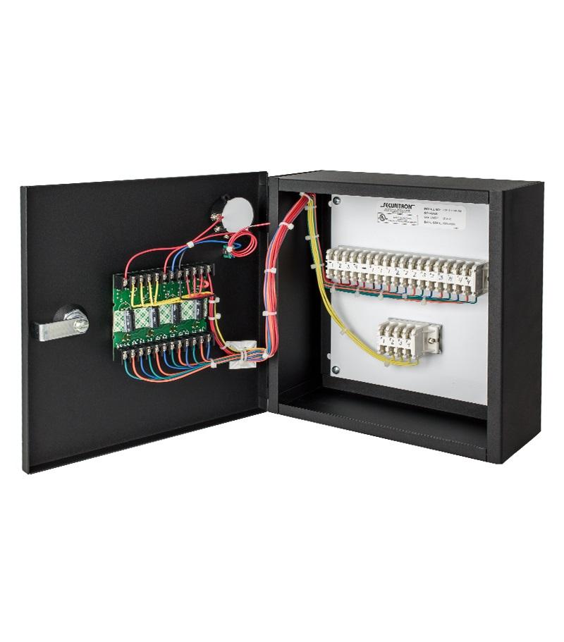 Контрольна панель SECURITRON LCP-4-12-W-AM