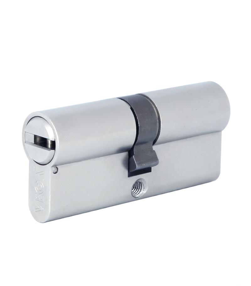 Циліндр Vega VP-7 DIN Двосторонній, ключ-ключ.