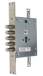Основний замок 3-направленого замикання MUL-T-LOCK® CEМA / CTMA