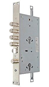 Основний замок 3-направленого замикання MUL-T-LOCK® CFM3