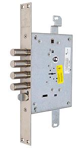 Основний сувальдний замок 3-направленого замикання MUL-T-LOCK® Matrix DFM1