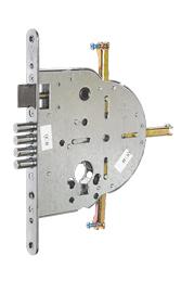 Основний замок 4-направленого замикання MUL-T-LOCK® М265