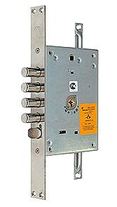 Основний замок 3-направленого замикання MUL-T-LOCK® Omega OFMPА1 / OFMPB1
