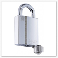 Висячий замок підвищеної надійності із захистом від пилу та вологи (IP68) ABLOY® PLM 340 / PLI 340